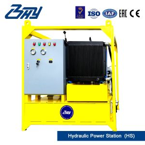 Mobile Efficient Diesel Hydraulic Power Station/Power Unit - HS36 pictures & photos