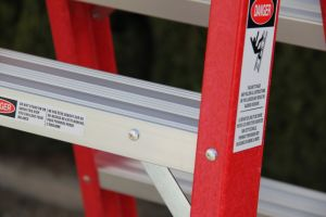 Ansi Approved FRP Ladder pictures & photos