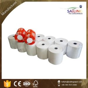 OEM Printed Thermal Paper Roll for Cinema Tickets pictures & photos