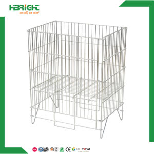 Display Store Wire Dump Bins pictures & photos