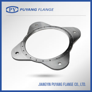 ASTM Standard Forged Stainless Steel Flange (PY0098) pictures & photos