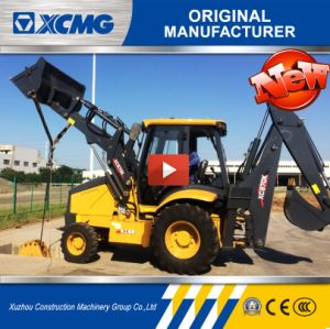 XCMG Official Xc870HK Backhoe Loader with Ce Certificate pictures & photos