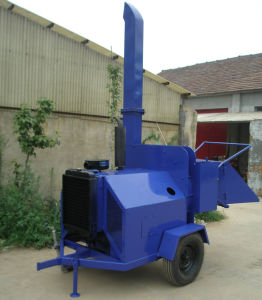 10HP PRO Diesel Wood Chipper pictures & photos
