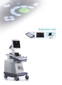 Trolley Color Doppler Ultrasound Scanner Hy-C360 pictures & photos