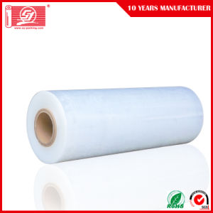 """Pure Clear Machine Wrap Film 18"""" X25mu Packing Stretch Wrap pictures & photos"""