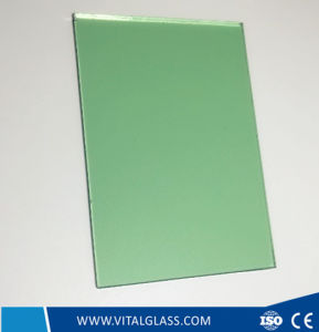 Dark Green Plain Glass with CE& ISO9001 pictures & photos