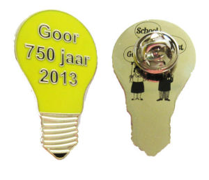 Factory Supply Metal Badge with High Quality (YB-LY-C-48) pictures & photos