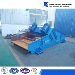 Top Quality Dewatering Screen with The Vibrating Moter pictures & photos
