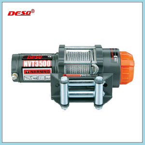 Power Electric Cable Winch with Ce Certificate pictures & photos