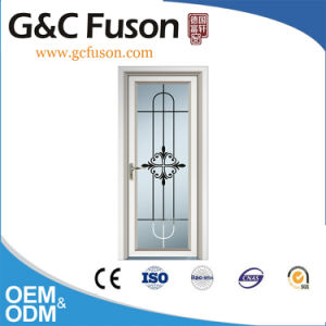 Sound Proof Thermal Break Double Glazing Aluminum Casement Doors pictures & photos