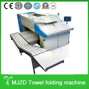 Professional Towel Folding Machine for Laundry Shop pictures & photos