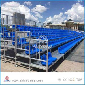 Aluminum Portable Bleachers Stadium Seats Movable Bleachers pictures & photos