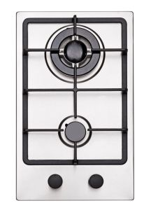 High Quality Built-in Gas Hob with Aluminum Burners Jzs54208 pictures & photos