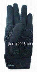 Waterproof Windproof Winter Outdoor Full Lining Sports Gloves-Jk10001 pictures & photos