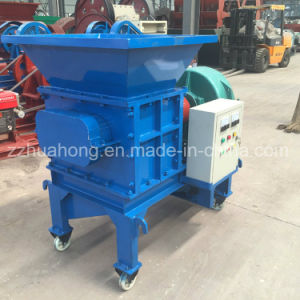Small Hard Plastic PP, PE Crusher, Waste Plastic Shredder Machine with Ce Approval pictures & photos