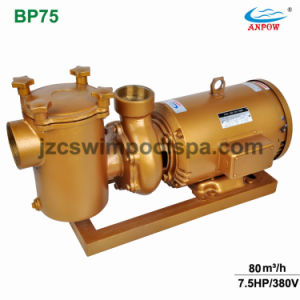 High Pressure Electric Water Pump with 1HP 2HP 3HP Electric Motor for Swimming Pool and Aquarium Water Circulation in Low Price Rate From China pictures & photos