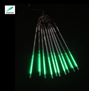 LED Party Lights Green Color Window Meteor Curtains Light pictures & photos