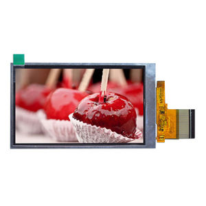 COB Monochrome Graphic Industrial Control LCD Display Panel Graphic LCM pictures & photos