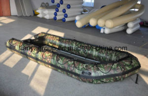 Liya 2-6.5m River Fishing Boat Foldable Inflatable Boat pictures & photos