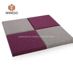 Fabric Acoustic Panel Fa Series pictures & photos