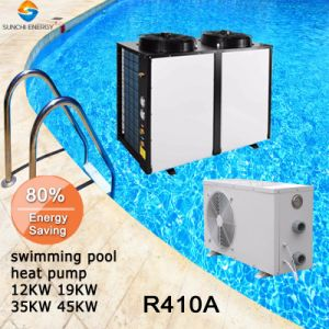 Thermostat Hot Water Cop4.6 Titanium Swimming Pool Heating Systems pictures & photos
