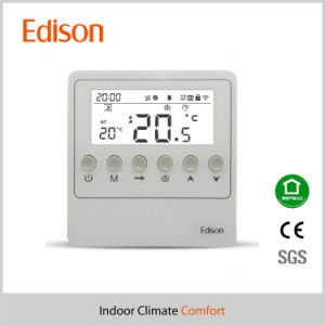 Wireless Zigbee Heating Room Thermostat pictures & photos
