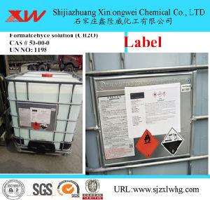 Un No. 1198 Formaldehyde Solution pictures & photos