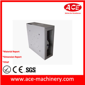Sheet Metal Stamping Electronics Box pictures & photos