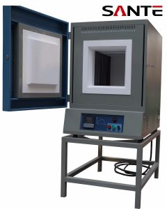 Bench-Top Programmable Muffle Furnace for Laboratory Heat Treatment pictures & photos