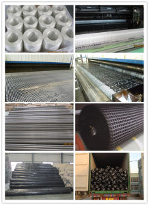 High Quality Factory Direct Sale Fiberglass Geogrid pictures & photos