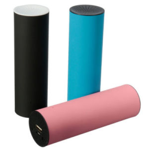 Fashion 3in1 Power Bank 4000mAh MP3 Speaker Whith Wireless pictures & photos