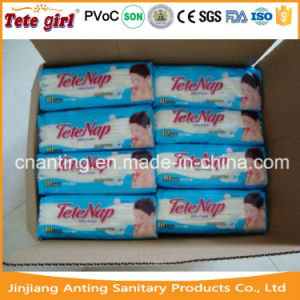280mm Ladies Sanitary Towel Length Wise Package Sanitary Napkin pictures & photos