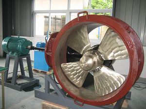 Max Thrust 462kn Tunnel Thruster Engine Driven Marine Spare Parts pictures & photos