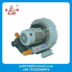 Air Pump 750W Three Phase Vacuum Pump Air Blower Side Channel Blower Vortex Gas Pump pictures & photos