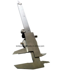 0~200mm/8′′ Stainless Stainless Steel Dial Caliper pictures & photos