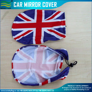 Spain National Flag Car Mirror Cover (B-NF11F14013) pictures & photos