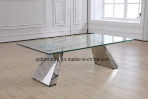 High Quality Mirror Coffee Table pictures & photos