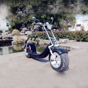 Big Wheel Harley Electric Car off Road Brushless Motor Dirt Bike pictures & photos