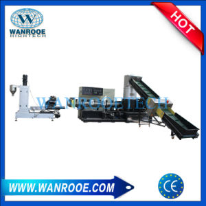 Double Stage Waste Plastic Pelletizing Machinery pictures & photos