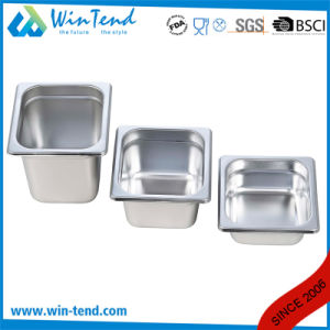 Hot Sale Stainless Steel Electrolytic Restaurant Kitchen 1/1 Janpanese Style Gn Container pictures & photos