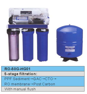Home Use RO Purify Unit pictures & photos