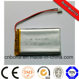 503035 3.7V 500mAh Capacity Customized Li-Polymer Rechargeable Battery pictures & photos