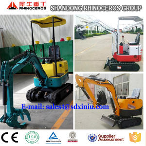 Cheap Small Mini Crawler Excavator for Sale pictures & photos