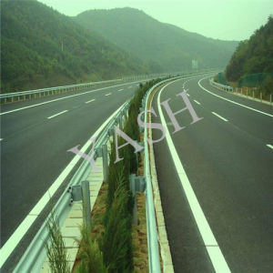Highway Hot DIP Galvanized Aluminum Alloy Guardrail (YASH Series)
