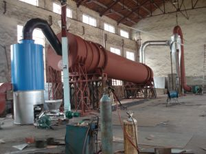 HZG Sand Rotatory Kiln Dryer