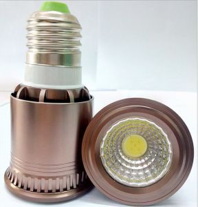 New Aluminum 5W 7W COB LED Ceiling JDR E27 LED Downlight Cup Lamp Spotlight pictures & photos