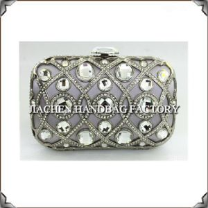 Luxurious Highest Top Quality Evening Clutch Bags (C2114)