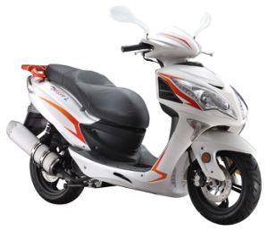 European Style 125cc/250cc Gasoline Scooter Motorbikes (BD125T-12B) pictures & photos