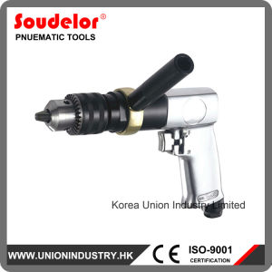 Compact Power Drill 1/2 Inch Pistol Type Heavy Duty Air Drill pictures & photos