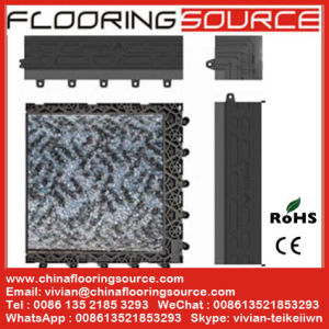 Outdoor Carpeting Mat Interlocking Tiles
